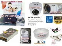 Paket CCTV Batam 8 Camera